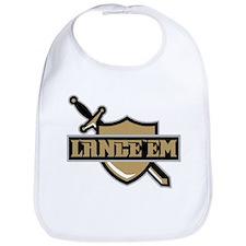Lance 'Em! Bib