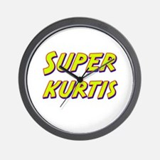 Super kurtis Wall Clock