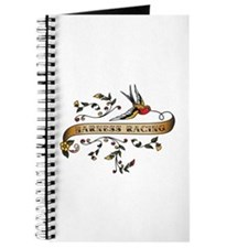 Harness Racing Scroll Journal