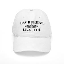 USS DURHAM Cap