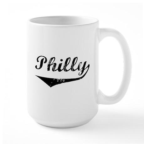 Philly Large Mug