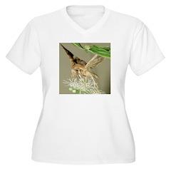 Moth Feeding On Boneset T-Shirt