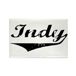 Indy Rectangle Magnet (100 pack)