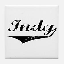 Indy Tile Coaster