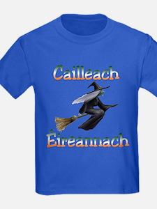 Irish Witch (Flying) T