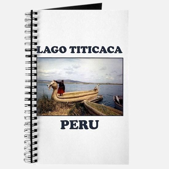 Lago Titicaca Peru Journal