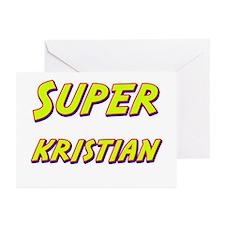 Super kristian Greeting Cards (Pk of 20)