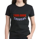 Retired Tour Guide Women's Dark T-Shirt