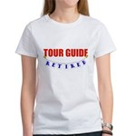 Retired Tour Guide Women's T-Shirt
