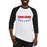 Retired Tour Guide Baseball Jersey