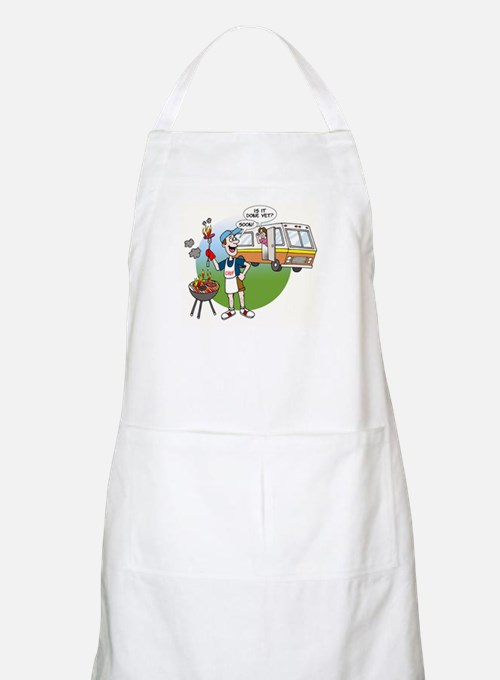 On the Grill BBQ Apron