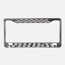 Built Tough License Plate Frame