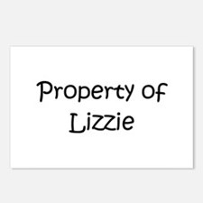 Unique Property of Postcards (Package of 8)