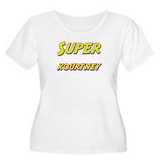 Super kourtney T-Shirt