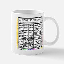Mug / Bingo card