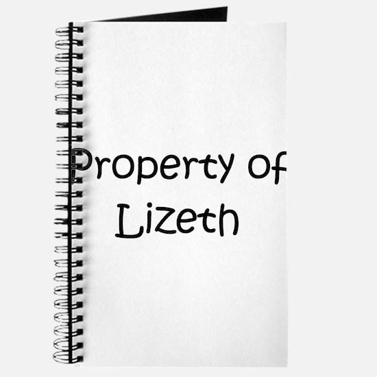 Funny Lizeth Journal