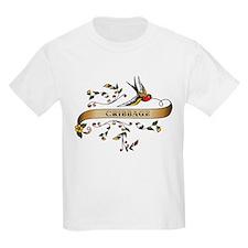 Cribbage Scroll T-Shirt