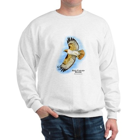 Red-Tailed Hawk Sweatshirt