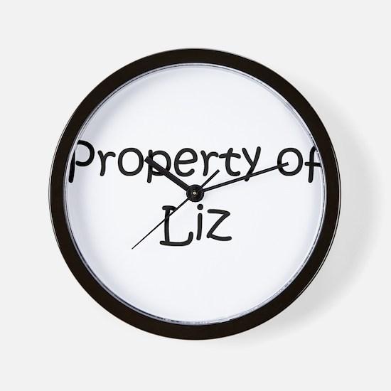 Cute Property Wall Clock