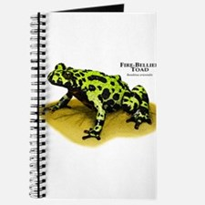 Fire-Bellied Toad Journal