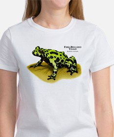 Fire-Bellied Toad Women's T-Shirt