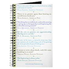 Inspiring Quotes Journal