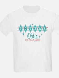Golden Oldie 50th Birthday T-Shirt