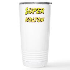 Super kolton Thermos Mug