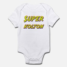 Super kolton Infant Bodysuit