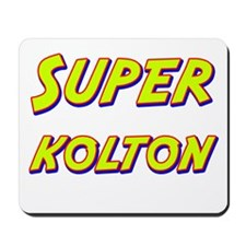 Super kolton Mousepad