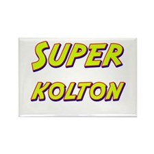 Super kolton Rectangle Magnet