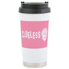 Palin is Clueless Travel Mug