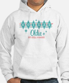 Golden Oldie 60th Birthday Hoodie