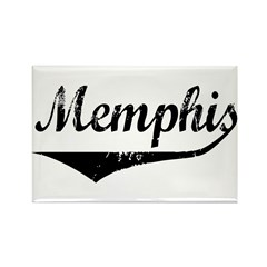 Memphis Rectangle Magnet (100 pack)