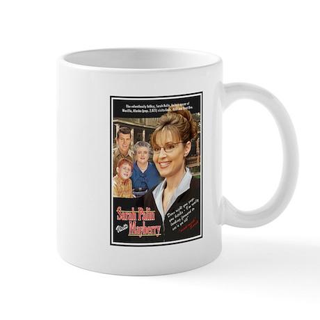 Sarah visits Mayberry Mug