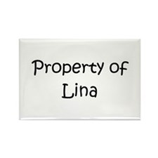 Unique Lina Rectangle Magnet