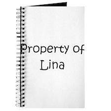Unique Lina Journal