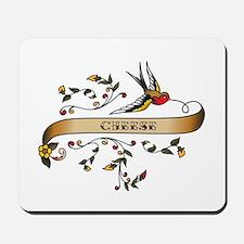 Cheese Scroll Mousepad
