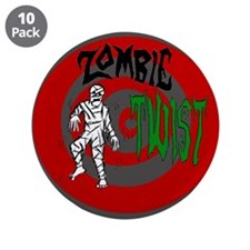 """Cute Scary 3.5"""" Button (10 pack)"""