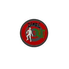 Unique Zombie scary Mini Button