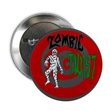 "Cute Scary 2.25"" Button"