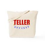 Retired Teller Tote Bag
