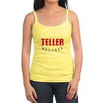 Retired Teller Jr. Spaghetti Tank