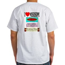 clarke county court house T-Shirt