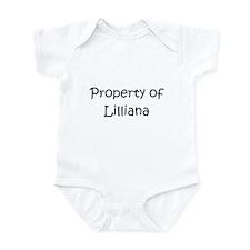 Unique Lilliana Infant Bodysuit