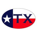 Houston texas Stickers