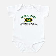 Good Lkg Jamaican 2 Onesie