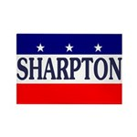 Sharpton Rectangle Magnets (100 pack)