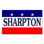 Al Sharpton 2008 (bumper sticker)
