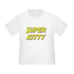 Super kitty Toddler T-Shirt